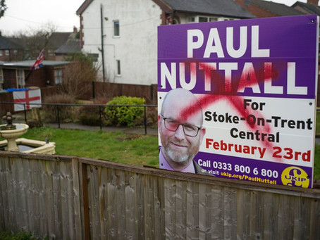 Post Brexit and Nigel Farage, UKIP Has Nothing Left to Live for