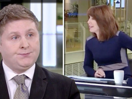 'They don't want to INTEGRATE' Kay Burley & guest in feisty immigration tirade on Sk