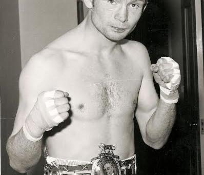 Former British boxing champion Des Rea dies aged 72