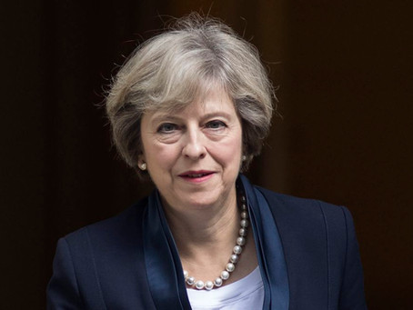 A Criminal Investigation is the Real Reason Theresa May Called the General Election