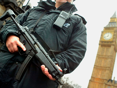 New Armed Guards Thwart Another Terror Attack on British Parliament