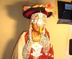 Kinnauri Bride