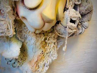 第3回人形と絵の「春」展