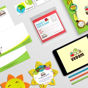 Branding for Vedam Preschool