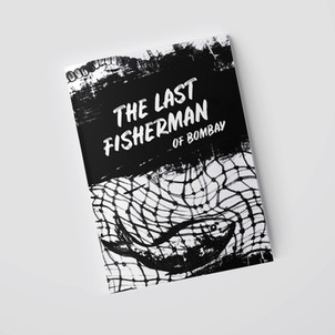 Speculative Future Fiction Zine - The Last Fisherman of Bombay