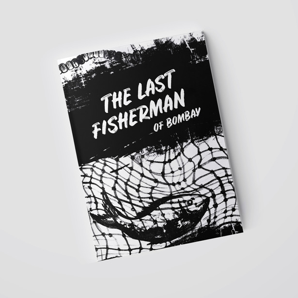 Speculative Future Fiction Zine - The Last Fisherman of Bombay