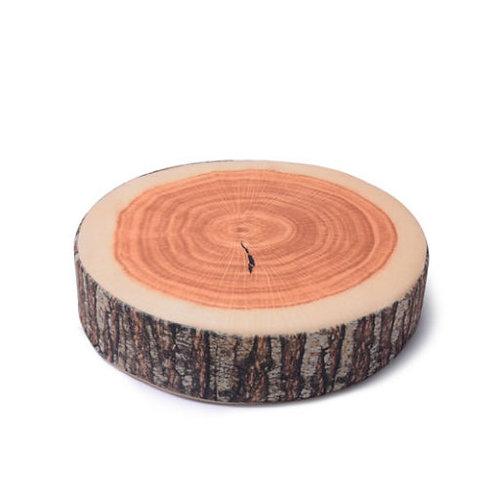 Tree Trunk Cushion