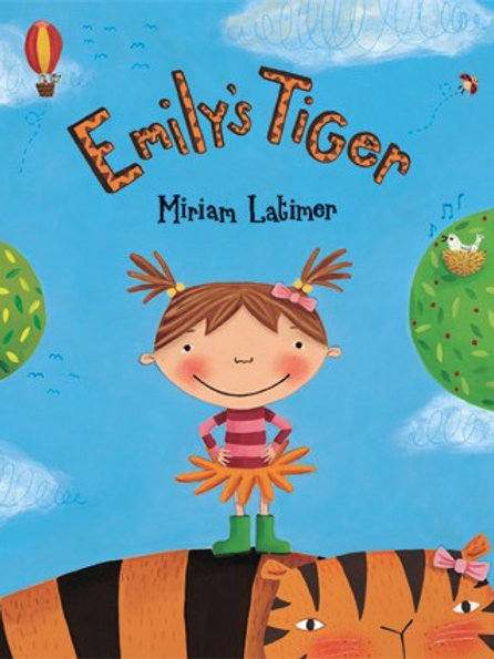 Emily's Tiger - A tale of handling big emotions!