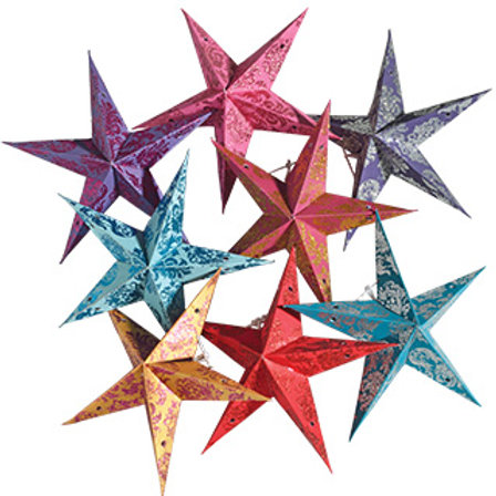 Decorative Handmade Stars