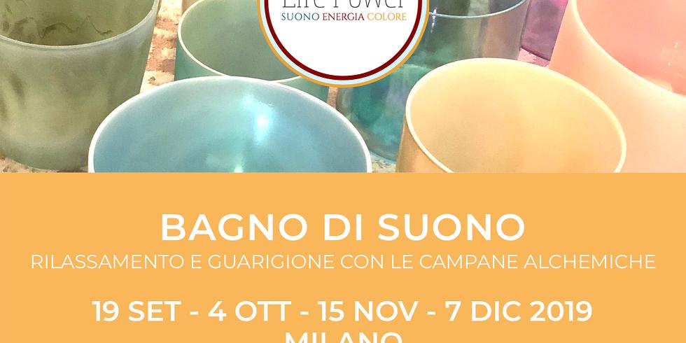 BAGNO DI SUONO - Milano