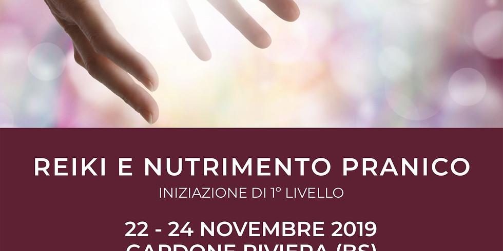 REIKI E NUTRIMENTO PRANICO - Gardone Riviera