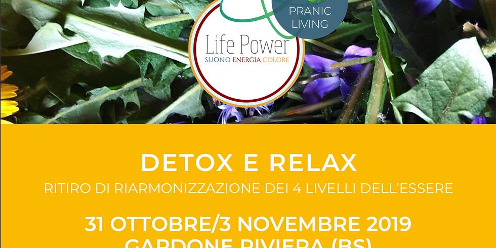 DETOX E RELAX - Gardone Riviera