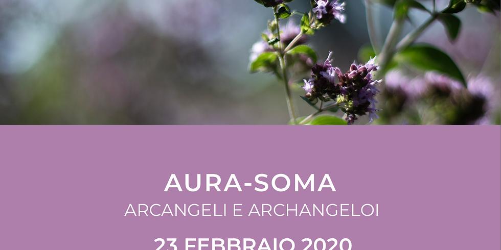 AURA-SOMA - Arcangeli e Archangeloi - Gardone Riviera