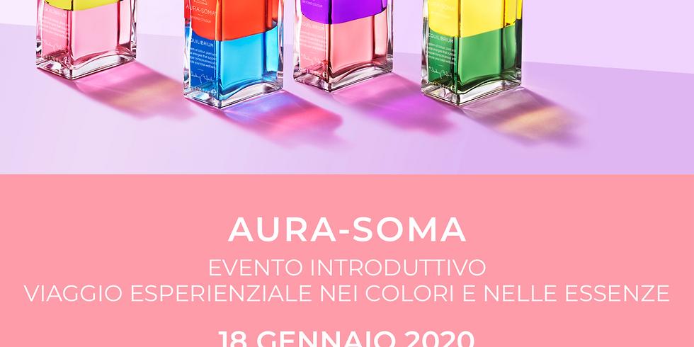 AURA-SOMA - Viaggio Esperienziale nei Colori e nelle Essenze - Milano