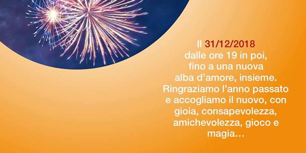 2018/2019 Capodanno Insieme a Shunyata - Milano
