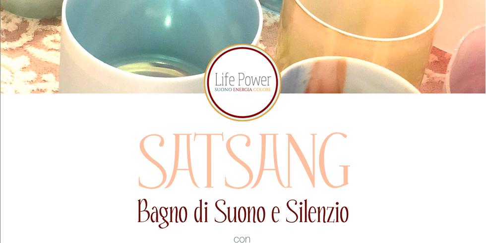 SATSANG: Bagno di Suono e Silenzio - Milano