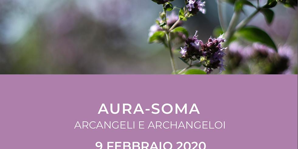 AURA-SOMA - Arcangeli e Archangeloi - Milano