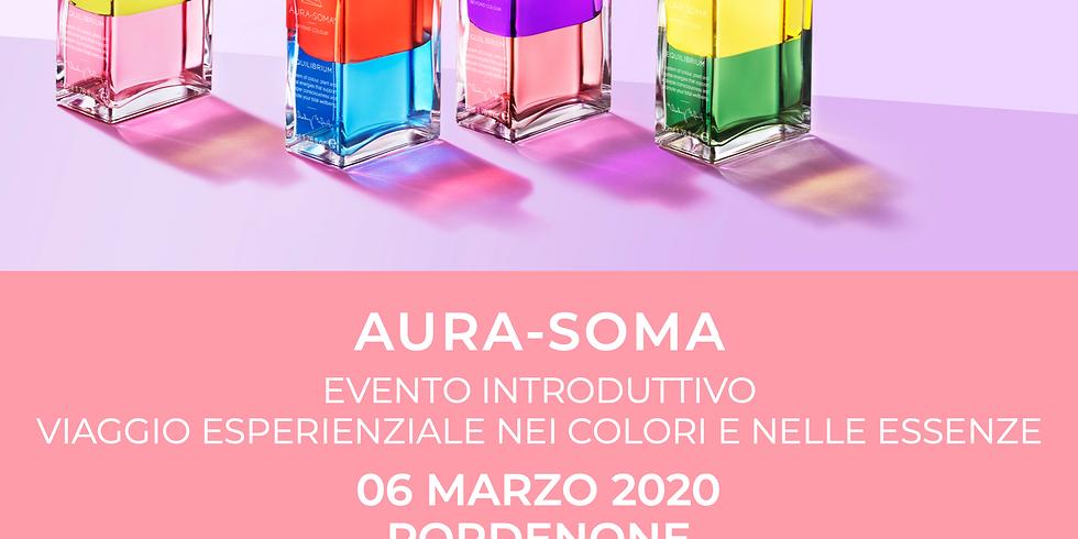AURA-SOMA - Evento Introduttivo  Esperienziale - Pordenone