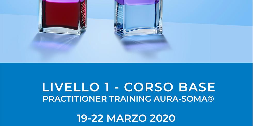 AURA-SOMA - Livello 1: Corso Base - Milano