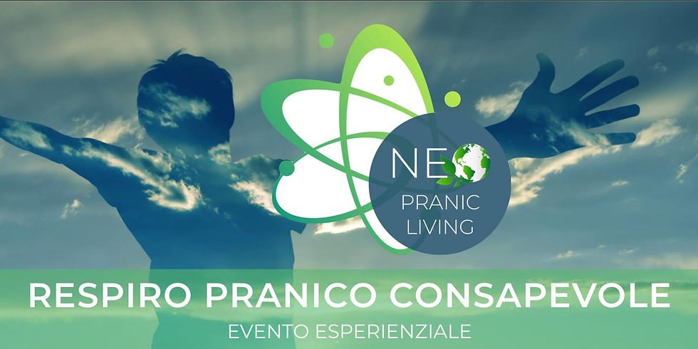 NEO PRANIC LIVING - Workshop di Respiro Pranico Consapevole con Babula&Bhakta.