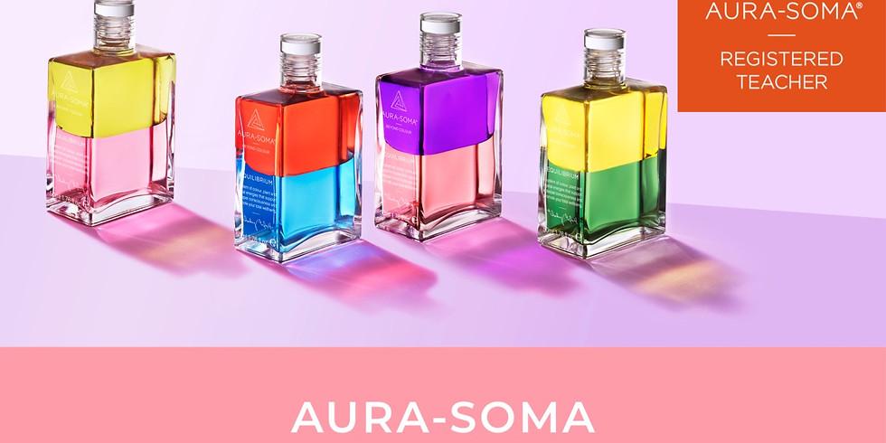 AURA-SOMA - Viaggio Esperienziale nei Colori e nelle Essenze - Gardone Riviera