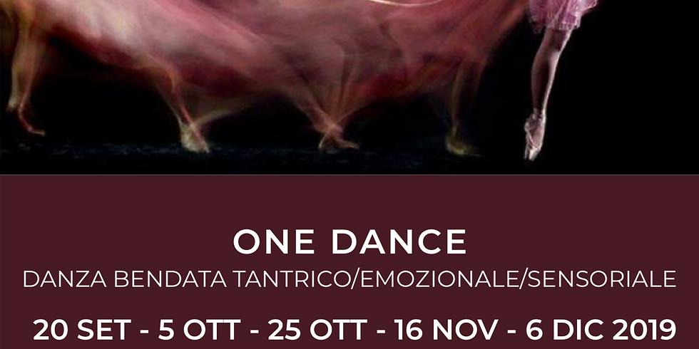 ONE DANCE: Danza Bendata Tantrico/Emozionale/Sensuale - Milano