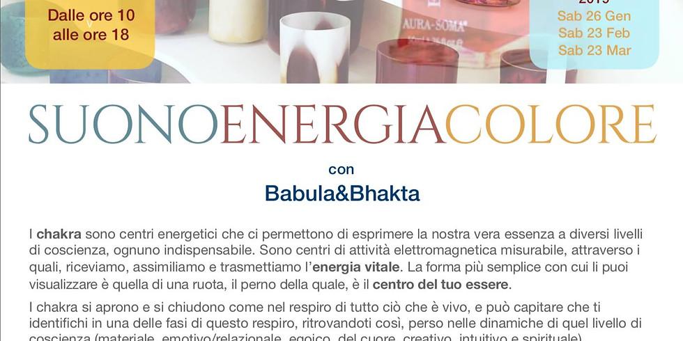 LIFE POWER Suono Energia Colore - Milano