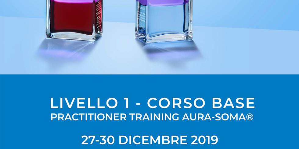 AURA-SOMA - Livello 1: Corso Base - Gardone Riviera