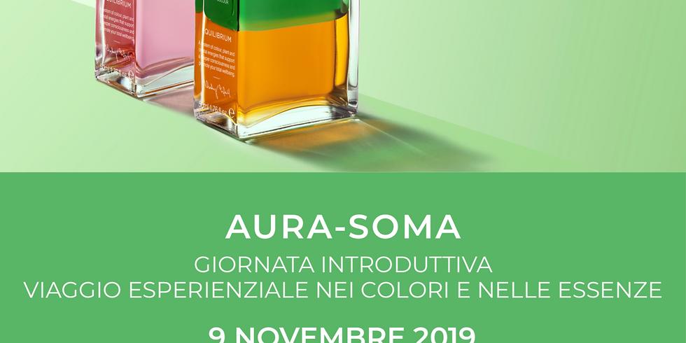 AURA-SOMA - Giornata Introduttiva Esperienziale - Pordenone