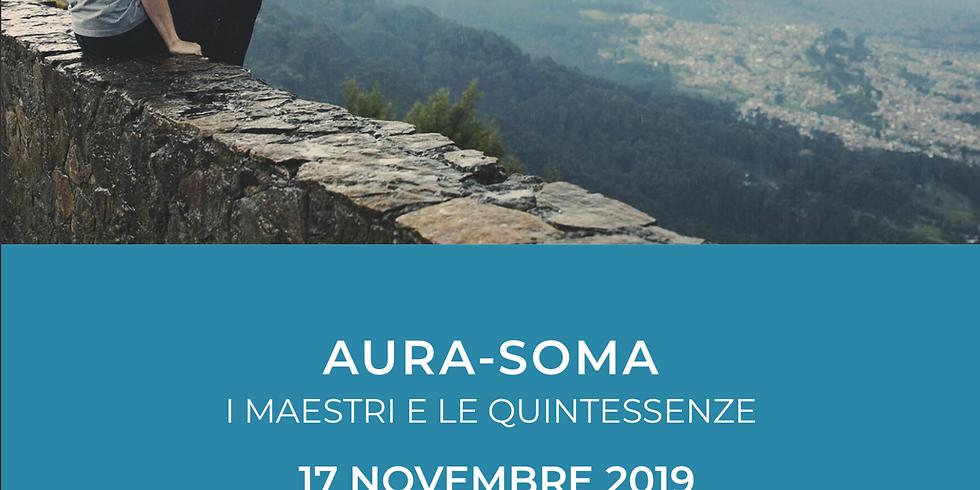 AURA-SOMA - I Maestri e le Quintessenze - Milano