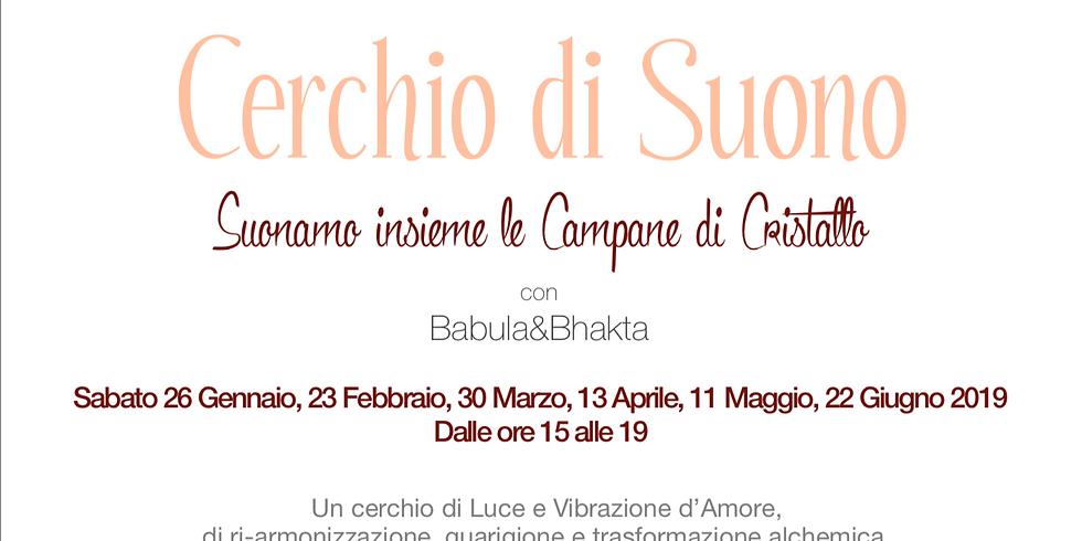 CERCHIO DI SUONO - Milano