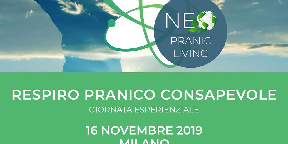 RESPIRO PRANICO CONSAPEVOLE - Milano