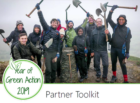 2019 Year of Green Action (YoGA): Defra release partner toolkit