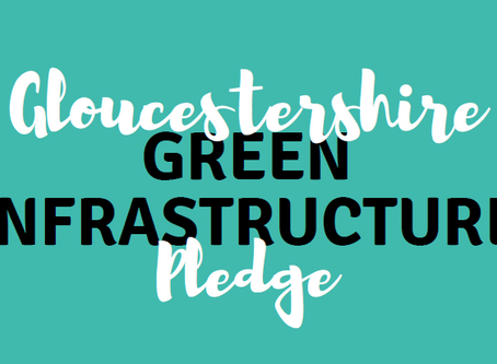 Have you signed up to the Green Infrastructure Pledge?