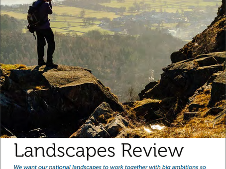 Glover Review of Protected Landscapes Published