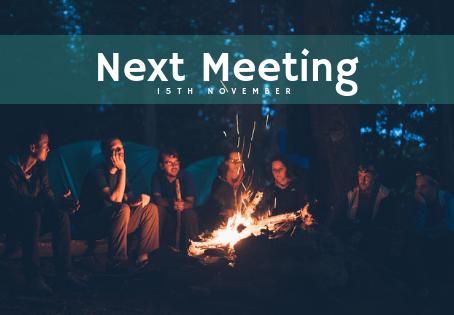 Next Partnership Meeting - Thursday 15th November