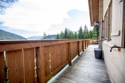 Livingroom balcony