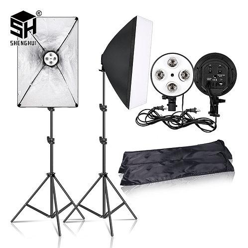 SH Photography Softbox Lighting Kit
