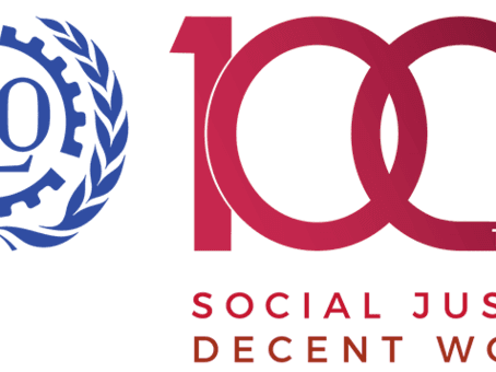 ILO 100 års jubileum