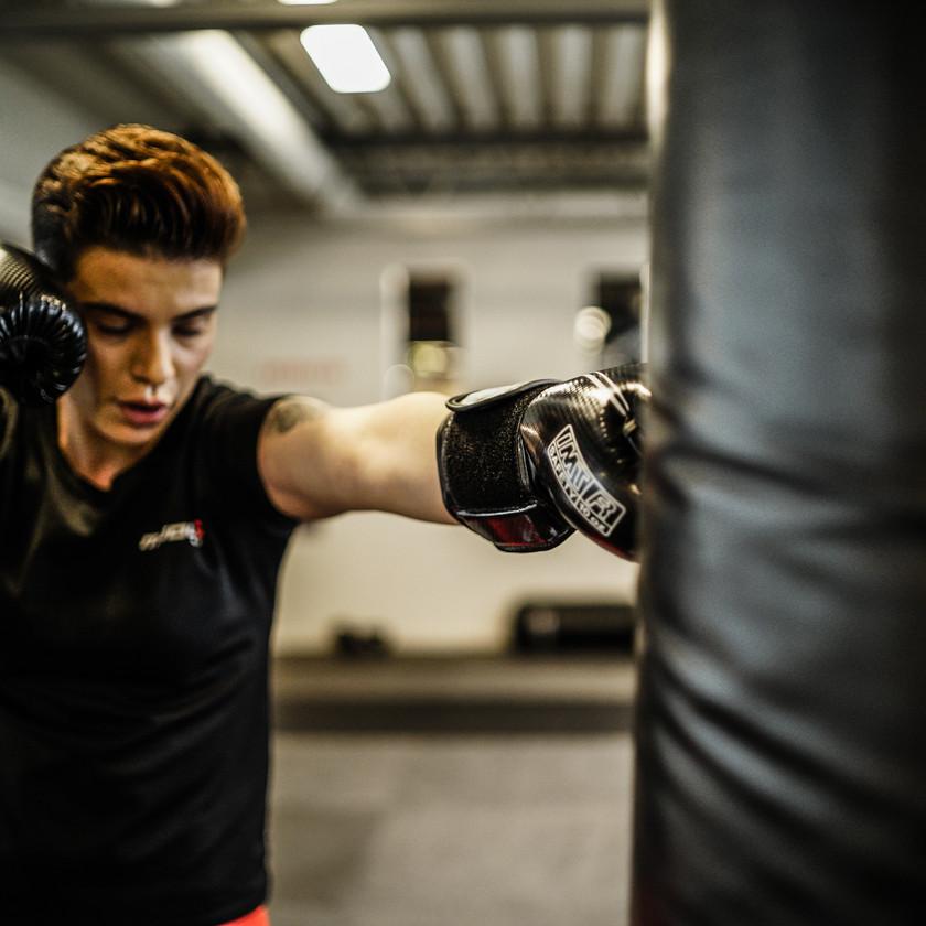 Boxing bilder