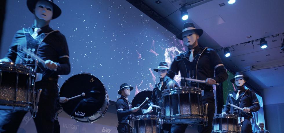 Complete Trommegruppe