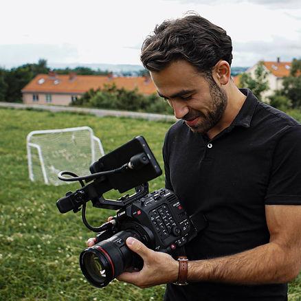 Marcus Tveit Karkash Kamera