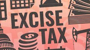 Excise Tax Increase, Decrease and Shift