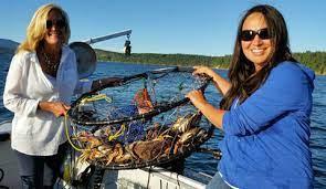 San Juan Island Lifestyle Video with Tips on Crabbing