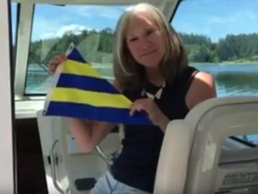 San Juan Island Yacht Club Video