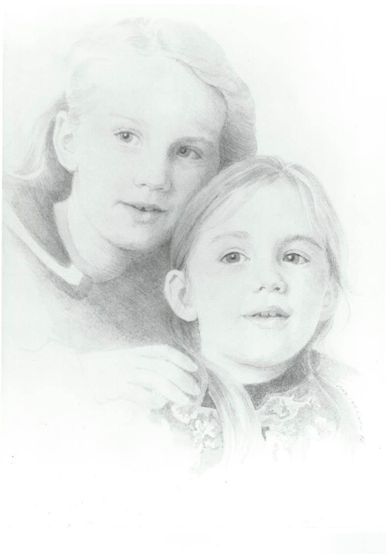 Jamie and Claudia