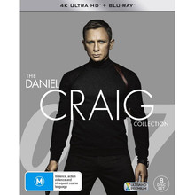 Daniel Craig Collection in 4k