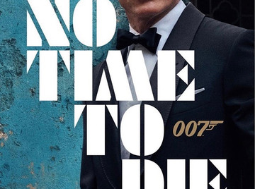 No Time to Die teaser poster