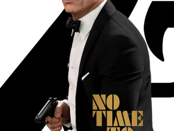 NEW 'No Time to Die' Poster