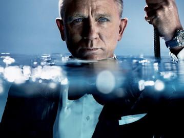 Daniel Craig in new Omega campaign